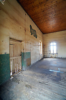 Polizeistation der Deutschen Schutztruppe in Namibia in Kub, Innenraum