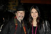 Montreal (Qc) CANADA - Feb 3 2009 -<br /> Bruno Pelletier album launch : RogerTabra, Nadege Vacante