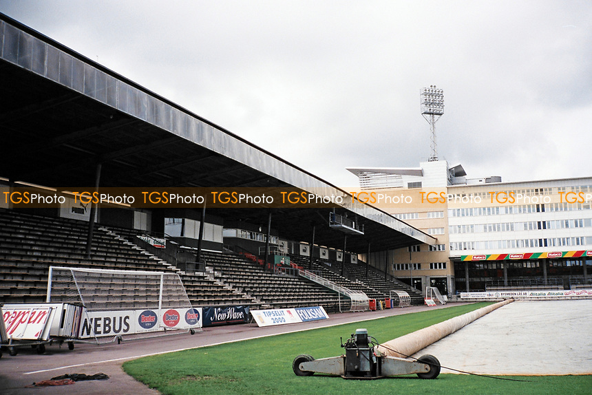 General view of Hammarby IF, Soderstadion, Stockholm, Sweden, pictured on 6th June 1995