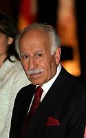 Dr Assad Kotaite<br /> President International Civil Aviation Association (I.C.A.O. - O.A.C.I.)<br /> Photo : (c) by Pierre Roussel/ IMAGES DISTRIBUTION