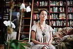 NEW YORK - JULY 31:   Literary agent Nicole Aragi poses for a portrait in her office on July 31, 2007 in New York City.  (PHOTOGRAPH BY MICHAEL NAGLE)