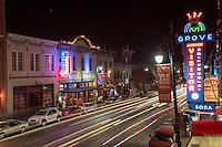 Race fans pack downtown 6th Street for Austin Fan Fest, November 16 - 18