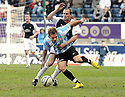 24/04/2010   Copyright  Pic : James Stewart.sct_jsp011_falkirk_v_hamilton  .::  FFLAVIO PAIXAO AND COLIN HEALY CHALLENGE ::  .James Stewart Photography 19 Carronlea Drive, Falkirk. FK2 8DN      Vat Reg No. 607 6932 25.Telephone      : +44 (0)1324 570291 .Mobile              : +44 (0)7721 416997.E-mail  :  jim@jspa.co.uk.If you require further information then contact Jim Stewart on any of the numbers above.........