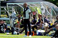 LEEK - Voetbal, Pelikaan S - FC Groningen , voorbereiding seizoen 2021-2022, oefenduel, 03-07-2021,  FC Groningen trainer Danny Buijs