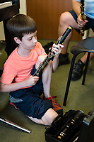 1st Clarinet Lesson