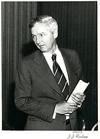 Paul Desmarais<br /> , Power Corp, 1978<br /> <br /> <br /> PHOTO : JJ Raudsepp  - Agence Quebec presse