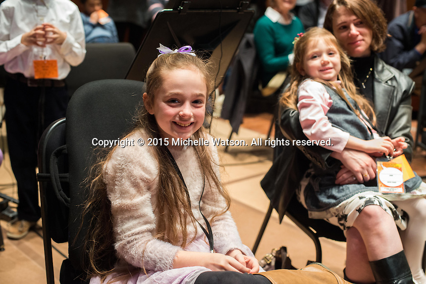 Find Your Musical Power Houston Symphony Junior Patrons Event