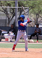 Jose Lopez - Chicago Cubs 2021 spring training (Bill Mitchell)