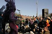 New Orleans, Louisiana.February 26, 2006..Mardi Gras celebrations.