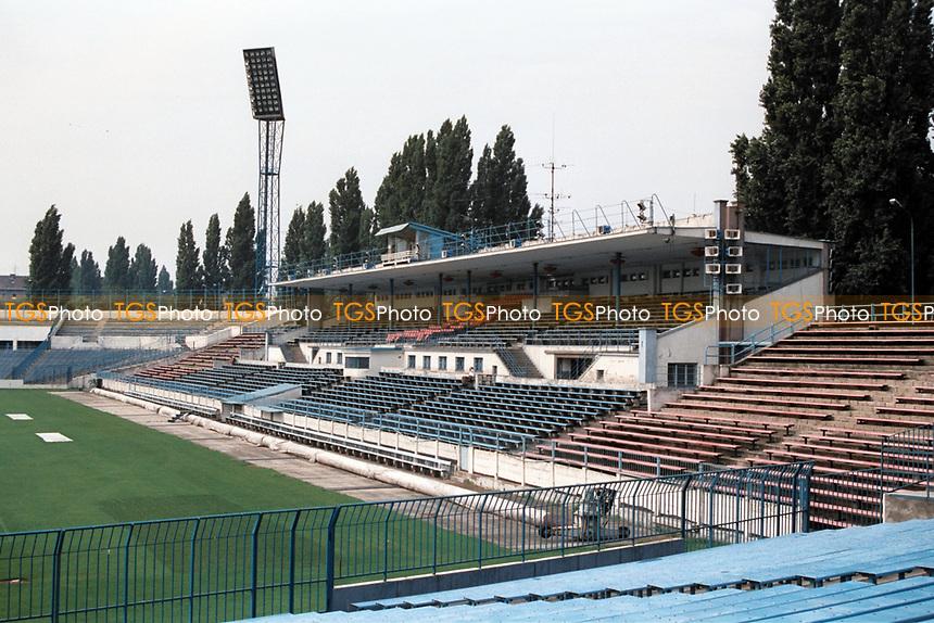 SK Slovan Bratislava Football Ground, Tehelne pole, Bratislava, Slovakia