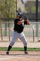 Jorge Castillo -  Chicago White Sox - 2009 spring training.Photo by:  Bill Mitchell/Four Seam Images