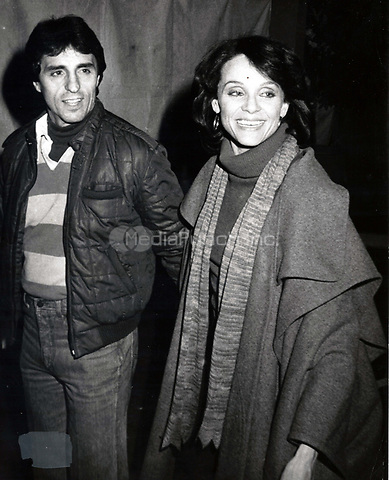 Valerie Harper,Tony Cacciotti 1978<br /> Photo By John Barrett-PHOTOlink.net / MediaPunch