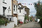 Upnor, a Medway village kent UK.