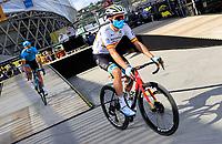 31st August 2020, Nice to Sisteron, France; Tour de France cycling tour, stage 3;  SANCHEZ Luis Leon of Astana Pro Team