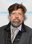 Oskar Eustis attends the Second Annual SDCF Awards, A celebration of Excellence in Directing and Choreography, at the Green Room 42 on November 11, 2018 in New York City.