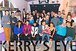 Shane Guthrie, Spa Road Tralee celebrating his 30th Birthday with Family and friends in the Greyhound Bar on Saturday
