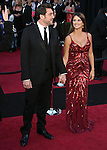 Penelope Cruz and Javier Bardem attends the 83rd Academy Awards held at The Kodak Theatre in Hollywood, California on February 27,2011                                                                               © 2010 DVS / Hollywood Press Agency