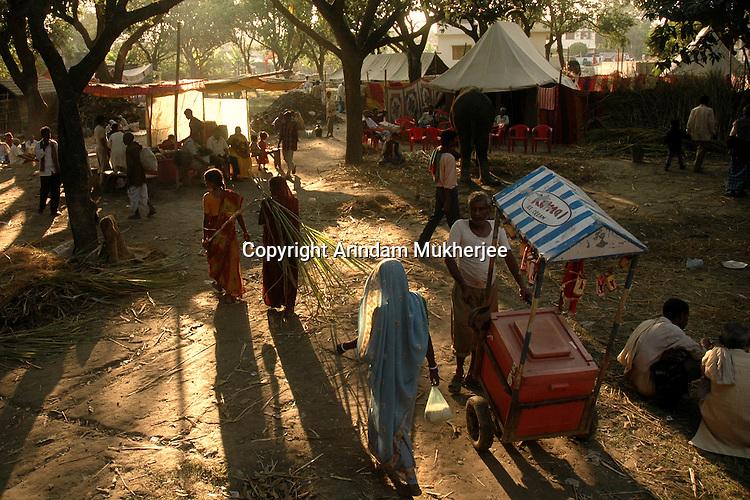 Local people at Sonepur fair ground. Bihar, India, Arindam Mukherjee