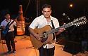 """voz-FoodCityFiestas0919 091407 A member of """"Los Nenes de Sonora"""" (cq) performing at the Food City Fiestas Patrias in Phoenix, on Friday, Sept. 14, 2007.  Photo by AJ Alexander/La Voz"""