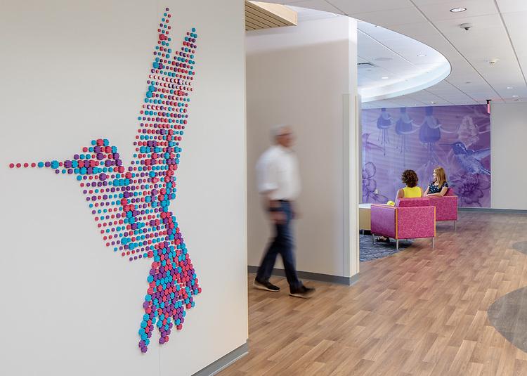 Dayton Children's Hospital Bed Tower   FKP Architects