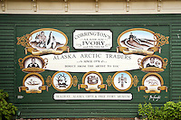 Arts and crafts culture, Skagway, AK, Alaska