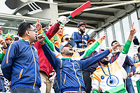 The Indian fans making the most of things during India vs New Zealand, ICC World Test Championship Final Cricket at The Hampshire Bowl on 18th June 2021
