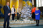 Attending the Kerry Remembers service, a multi faith service to remember those who have died in Kerry during Covid in St Brendans Church on Sunday morning, l to r: Fr Padraig Walsh, Sr Francis Day, Mary Fagan, Flroa Ibitoye and Fiona Stack.