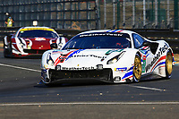 #63 WEATHERTECH RACING (USA) FERRARI 488 GTE EVO LM GTE PRO COOPER MACNEIL (USA) TONI VILANDER (FIN)  JEFFREY SEGAL (USA)