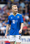 St Johnstone v Rangers…11.09.21  McDiarmid Park    SPFL<br />Ali Crawford<br />Picture by Graeme Hart.<br />Copyright Perthshire Picture Agency<br />Tel: 01738 623350  Mobile: 07990 594431