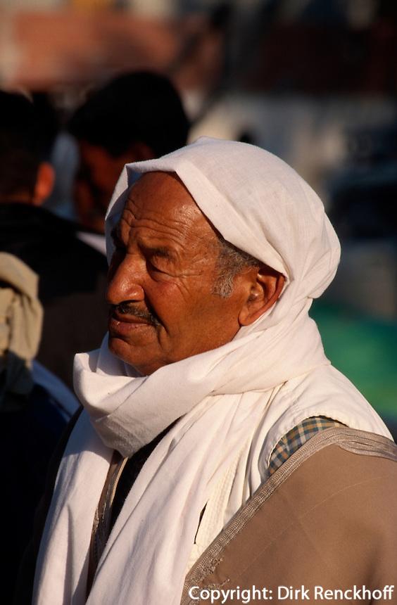Viehmarkt, Douz, Tunesien