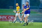 Shane Conway, Lixnaw, during the County Senior hurling Semi-Final between Kilmoyley and Lixnaw at Austin Stack park on Saturday evening.