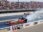 NHRA Mello Yello Drag Racing Series<br /> Toyota NHRA Sonoma Nationals<br /> Sonoma Raceway, Sonoma, CA USA<br /> Sunday 30 July 2017 Doug Kalitta, Mac Tools, top fuel dragster<br /> <br /> World Copyright: Mark Rebilas<br /> Rebilas Photo