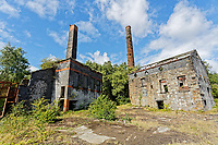 Hafod Morfa Copperworks in Swansea, Wales, UK. Thursday 16 August 2018