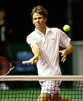 18-2-07,Netherlands, Roterdam, Tennis, ABNAMROWTT, 2nd round qualifier, Rik de Voest