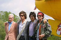 ROLLING STONES PRESS CONFERENCE 2002<br /> Photo By John Barrett/PHOTOlink