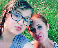 """Pictured: Janine Loddo (R)<br /> Re: The family of a 36-year-old woman who has been missing since leaving a Cardiff nightclub on Friday night are """"frantic"""" with worry, police have said.<br /> Janine Loddo was last seen at Popworld, formerly Flares, on St Mary Street.<br /> South Wales Police said Ms Loddo, originally from Llanishen, Cardiff, left the club without her phone and coat, which have been handed into officers.<br /> Ms Loddo is white, 5ft 8in tall, with long curly ginger hair and green eyes.<br /> Sgt Adam Reed, of South Wales Police, said: """"Janine's family are understandably frantic with worry as they say it is very out of character for her not to make contact, particularly with her twin sister Natalie, for such a long period of time."""""""