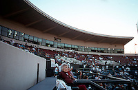 Ballparks: Rancho Cucamonga Epicenter. Wheelchair access limited to 2 ramps at either end of Grandstand and no directional signs.