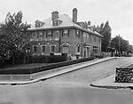 The Wilson Pierce House off Pine Street, 1930.