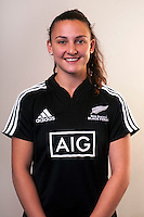 Keri Hayden. New Zealand Black Ferns headshots at The Rugby Institute, Palmerston North, New Zealand on Thursday, 28 May 2015. Photo: Dave Lintott / lintottphoto.co.nz