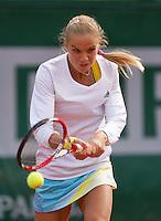 31-05-13, Tennis, France, Paris, Roland Garros,Arantxa Rus