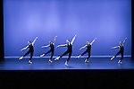 """""""Caravan"""". Choreography by Tom Shoemaker. Presented at Cary Ballet Company's 16th Annual Spring Gala, 7 PM Saturday Performance, 16 March 2013, Cary Arts Center."""