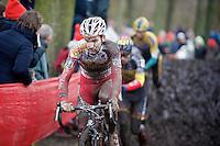 Gianni Vermeersch (BEL/Sunweb-Napoleon Games)<br /> <br /> Azencross Loenhout 2014