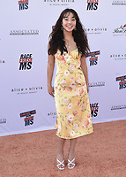 PASADENA, CA - JUNE 4:  Aubrey Anderson-Emmons at the 28th Annual Race to Erase MS Drive-In Gala at The Rose Bowl in Pasadena, Friday, June 4, 2021 (Photo by Scott Kirkland/PictureGroup)