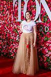 NEW YORK, NY - JUNE 10:  Rachel Bloom attends the 72nd Annual Tony Awards at Radio City Music Hall on June 10, 2018 in New York City.  (Photo by Walter McBride/WireImage)