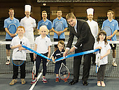 The Gleneagles Arena Launch
