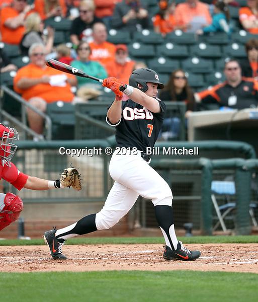 Tyler Malone - 2018 - Oregon State Beavers (Bill Mitchell)
