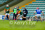Shane Conway, Kerry in the Allianz National Hurling League Division 2A Round 4 at Austin Stack Park, Tralee on Saturday.