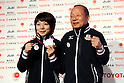 2012 Olympic Games - Press Conference of Olympic Medalist