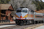 Grand Canyon Railway, AZ
