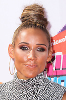 WESTWOOD, LOS ANGELES, CA, USA - JULY 17: Lolo Jones at the Nickelodeon Kids' Choice Sports Awards 2014 held at UCLA's Pauley Pavilion on July 17, 2014 in Westwood, Los Angeles, California, United States. (Photo by Xavier Collin/Celebrity Monitor)